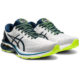 asics Gel-Kayano 27 Scarpe Uomo, glacier grey/french blue